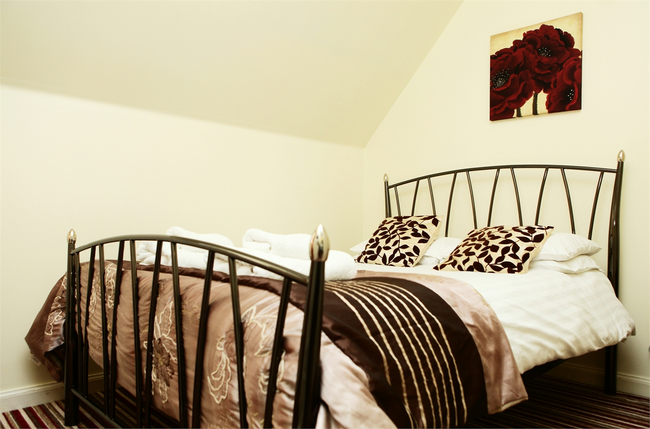 Double bedroom & breakfast Aberdeen